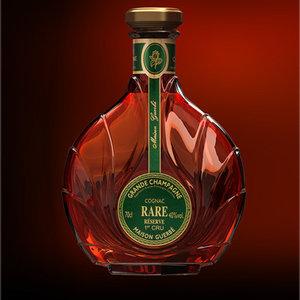 maya cognac bottle