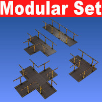 Catwalks - Modular Set