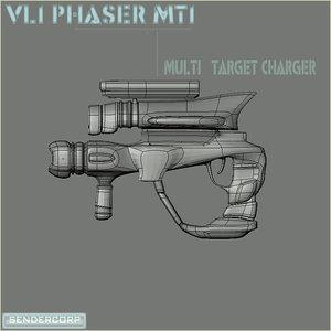 set vl1 3d model