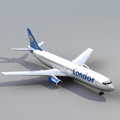 max boeing 767-300