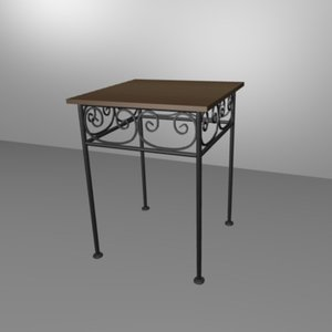 table element forge 3d 3ds