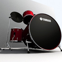 maya bateria musical drums