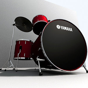 maya bateria musical drums