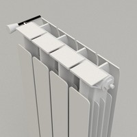 3d 3ds radiator