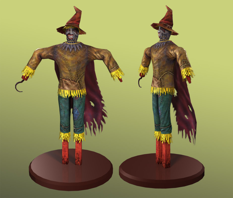 scarecrow 3ds