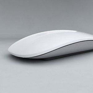 3ds max apple magic mouse