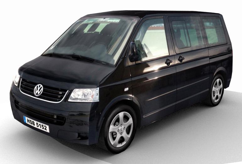black van max