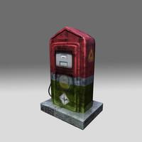 maya gas pump