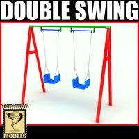 maya double swing