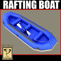Rafting Boat - 3 Places