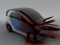 knife smart car