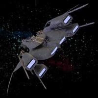 spaceship sendercorp blend