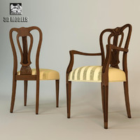 francesco molon chair 3d max