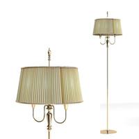 classic floor lamp 3d model