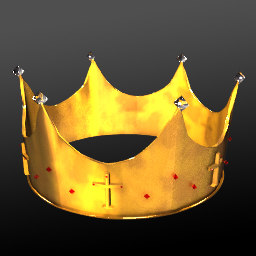 crown 3ds free