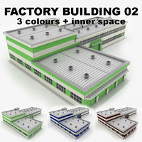 Factory building 02