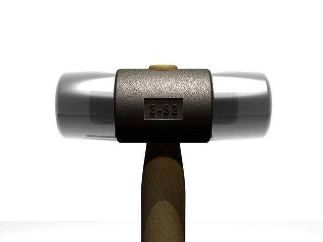 lightwave wood hammer soft