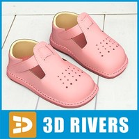 Kids shoes 28 by 3DRivers
