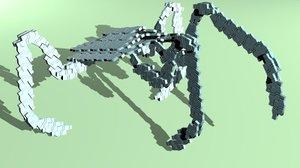 3d model replicator stargate sg1