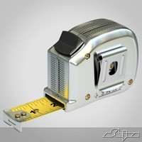 3d max tape measure