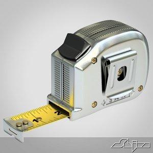 3d max tape measure