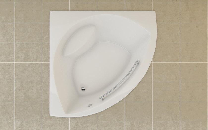 roca novara bath 3d model