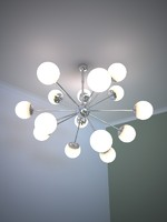 Atomic pendant light