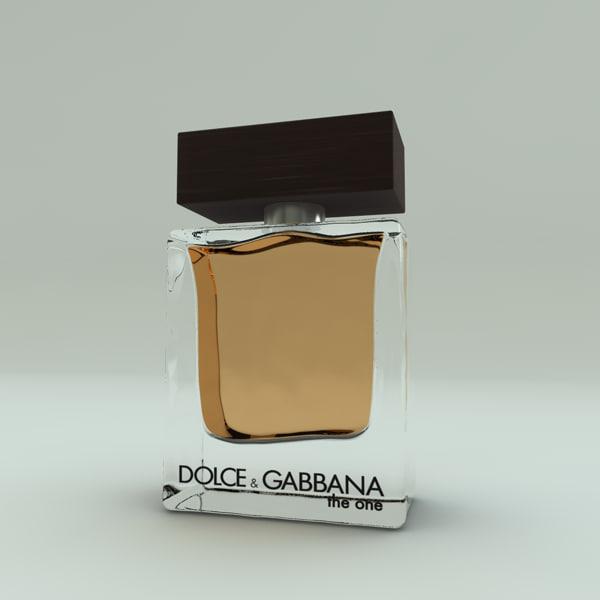 3d model dolce gabbana