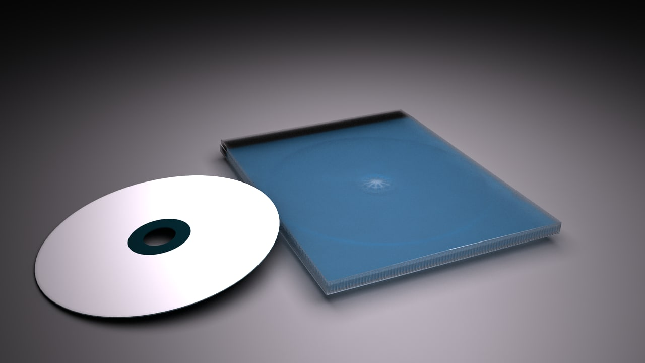 maya cd case