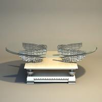 table jumbo 3d model