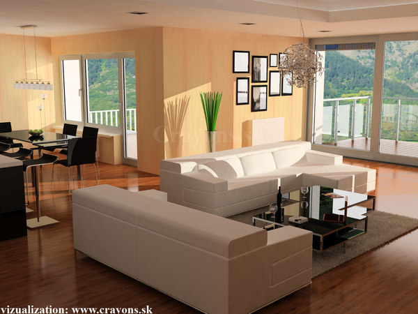 modern design sofa 3d 3ds