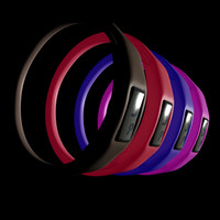silicone watch 3d max