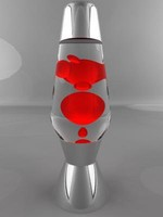 lava lamp 3d 3ds