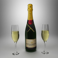 Champagne - Moet Chandon