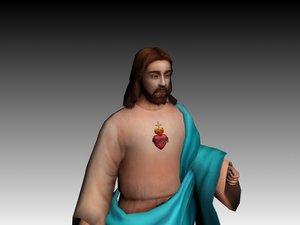 jesus christ sacred heart max free