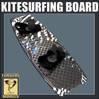 Kitesurfing Board