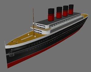 vintage cruise ship lwo free