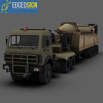 3d model provides shahab-3 ballistic missile