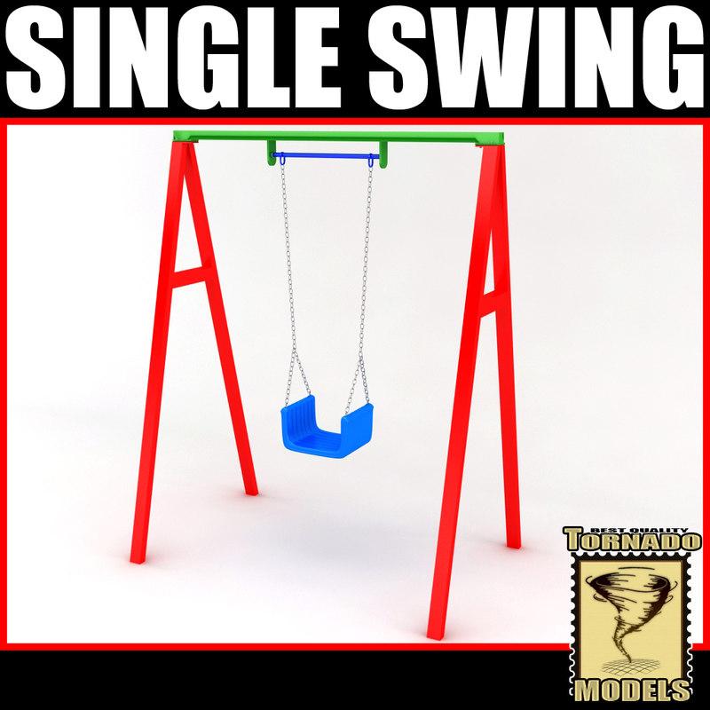 3ds single swing