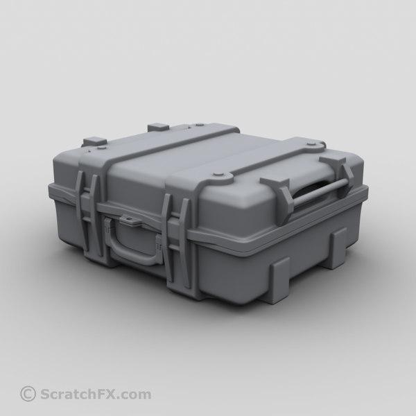 maya small military case