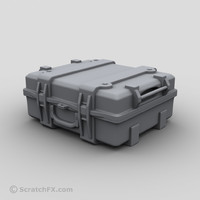 MILITARY CASE (SMALL)