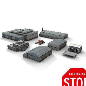 set industrial building max