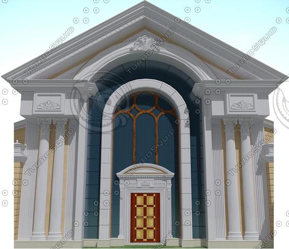 entrance palace max
