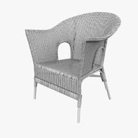3d armchair ikea hastveda