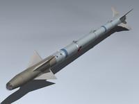 3d model catm-9x sidewinder