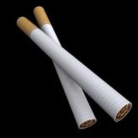 free cigar cigarette 3d model