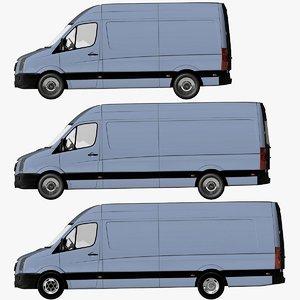3d vans highroof