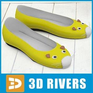 3ds kids shoes