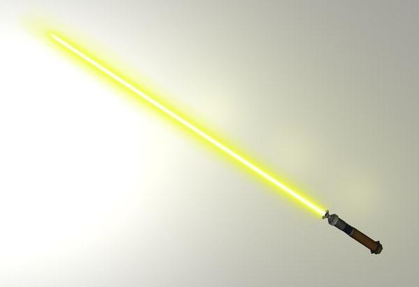 free laser games 3d model