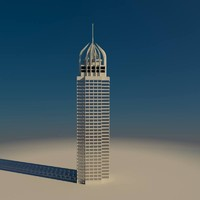 3d mesk tower